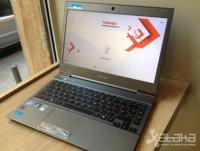 Toshiba Portégé Z830. Toma de contacto