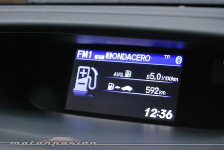 Honda CR-V consumo
