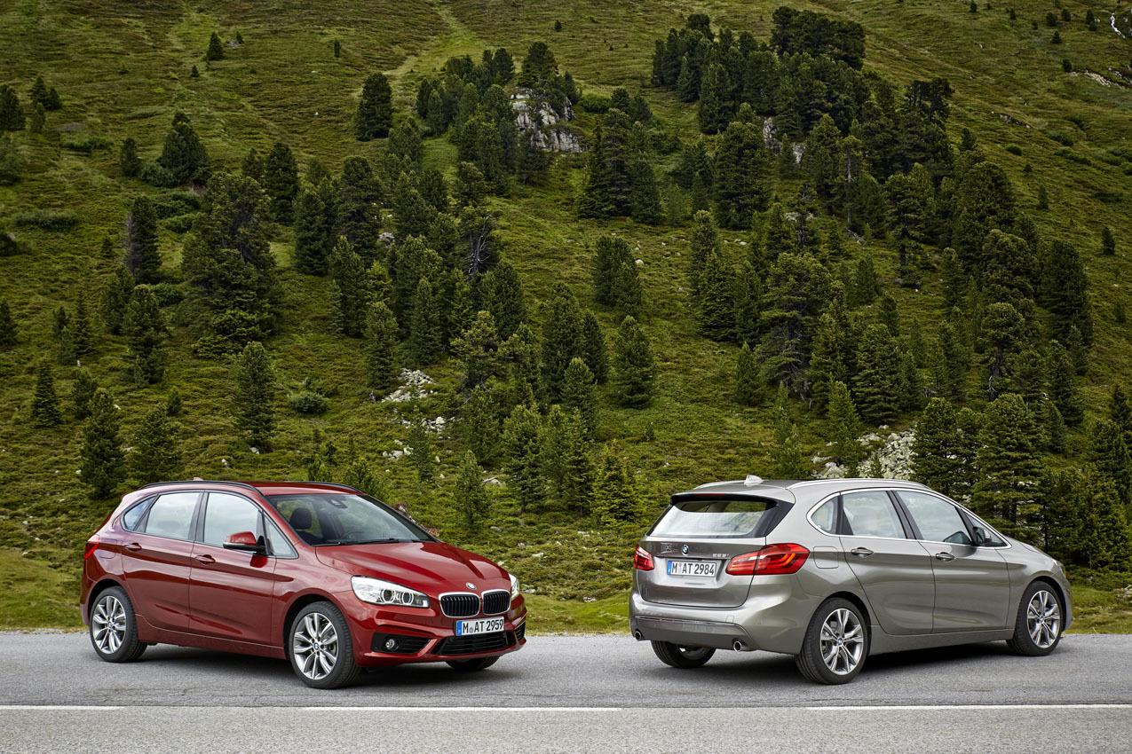 Foto de BMW Serie 2 Active Tourer, presentación (21/53)