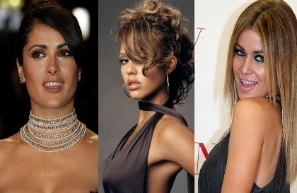 Las famosas más sexies de Hollywood según Forbes