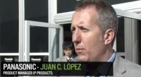"""""""La tecnología Lumix se incluirá en futuros teléfonos"""", Juan C. López de Panasonic"""