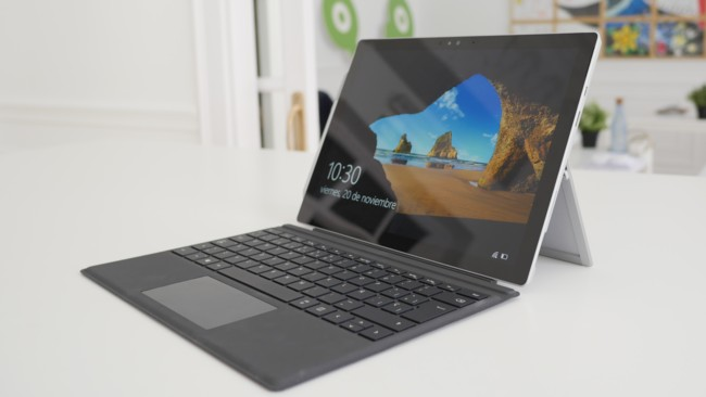 Surface Pro 4 analizado