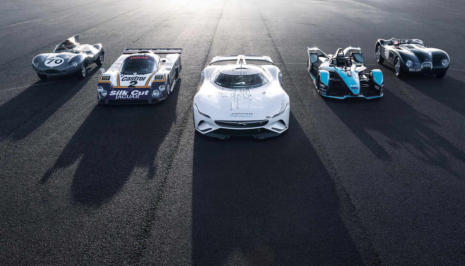 Foto de Jaguar Vision Gran Turismo SV (1/20)