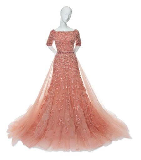 Los Vestidos De Alta Costura Inspirados En Las Princesas