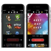 Clips se actualiza añadiendo efectos diseñados por Disney Pixar y Apple