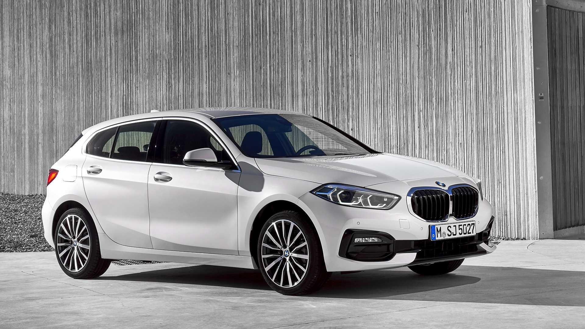 Foto de BMW Serie 1 2020 (26/66)