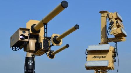 Sistemas militares para derribar drones, en Reino Unido se lo toman en serio