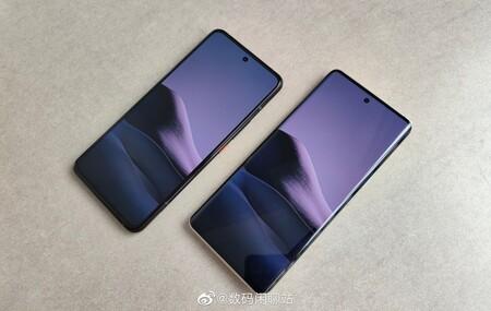 El Vivo X60 y el Vivo X60 Pro aparecen en las primeras imágenes filtradas con la nueva capa OriginOS