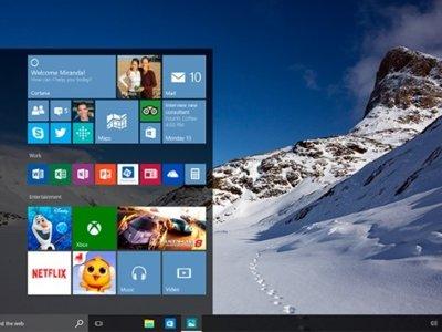 Microsoft permitirá activar Windows 10 con claves de Windows 7 y Windows 8