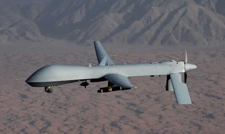 Los EE.UU. quieren utilizar más drones para vigilar la frontera con México