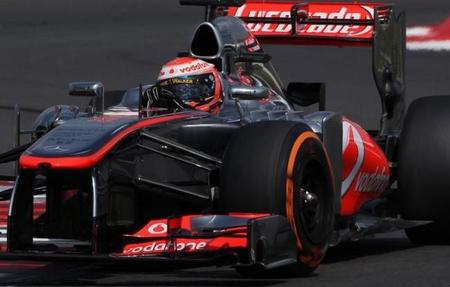 McLaren busca sitio a Kevin Magnussen