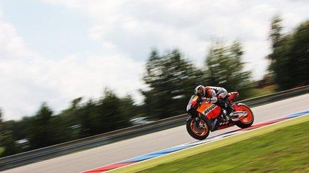 MotoGP República Checa 2011: Brno no perdona ni en verano