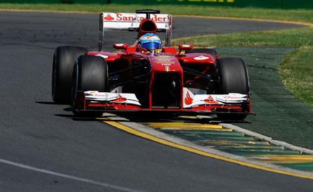 Fernando Alonso remonta hasta una segunda posición que pudo haber sido victoria