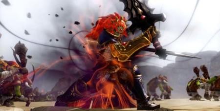 Ganondorf no se quiere quedar atrás y se muestra en Hyrule Warriors: Legends