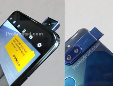 """El primer Motorola """"todo pantalla"""" y con cámara frontal pop-up, sería también el primero con cámara de 64 megapixeles"""