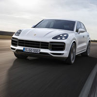 Porsche Cayenne Turbo 2018: más y mejor para el 911 de los SUV, con 550 CV y alerón activo
