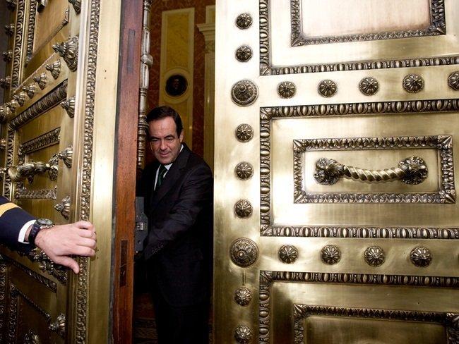 Puertas abiertas en el congreso