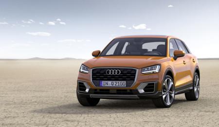 Audi Q2 11