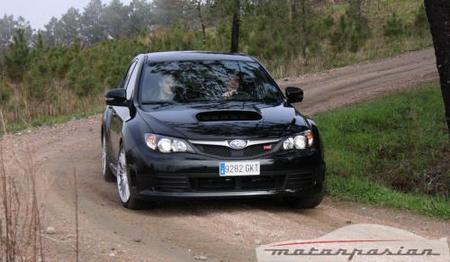 Subaru Impreza WRX STI, prueba (parte 3)