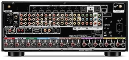 El Avrx7200w E2 Bk Re