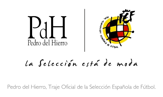 Pedro del Hierro y Seleccion Española
