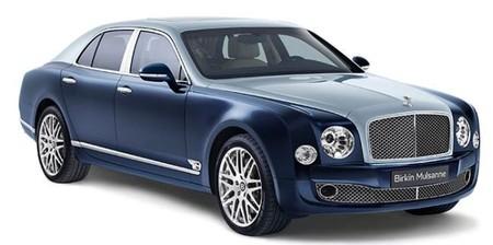 Bentley presenta el Birkin Mulsanne de edición limitada, homenajeando al gentleman driver