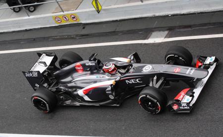 Nico Hulkenberg no descarta un futuro con la Scuderia Ferrari