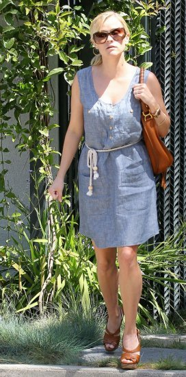 denim dress reese
