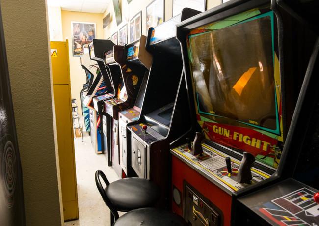 Sede de la Asociación Arcade Vintage