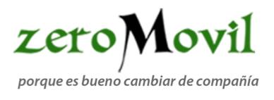 ZeroMóvil suspende temporalmente sus servicios como OMV