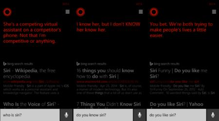 Cortana Siri 3