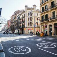 Restricciones de movilidad en Cataluña: el justificante de desplazamiento no es obligatorio, pero se recomienda limitar salidas