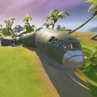 Desafío Fortnite: visita Cala Coral, Cabaña Conglomerada y Zona del Impacto sin nadar en una misma partida. Solución
