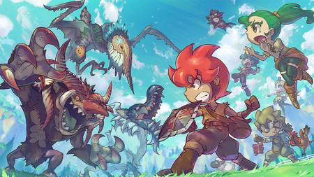 Little Town Hero, uno de los juegos más recientes de los creadores de Pokémon, saldrá también en PS4