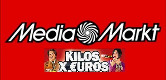 Media Markt cambia kilos por euros