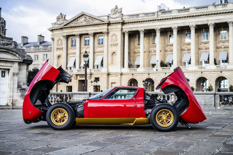 Foto de Lamborghini Miura SV de Jean Todt (30/37)