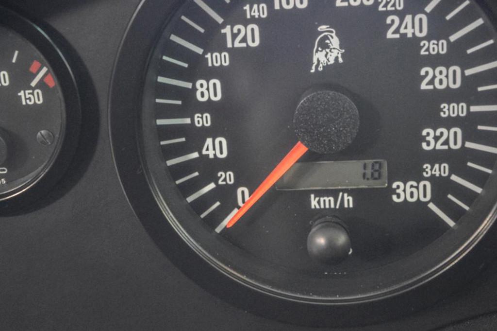 Diablo SV 1,8 km