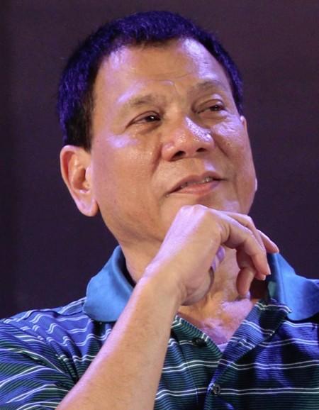 Rodrigo Duterte 2013