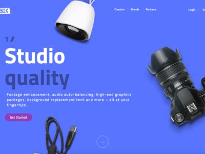 Probamos Showbox, una herramienta para editar vídeos desde el navegador
