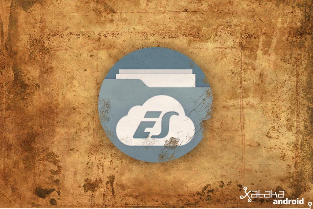 Aplicaciones con las que flipaste en su día: ES File Explorer