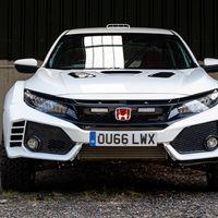 ¿Un Honda Civic Type R de más de 400 hp y otro más para rally? Sí, son conceptos por parte de Honda UK