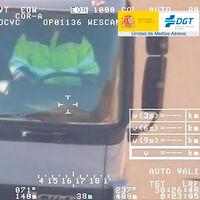 La DGT multa a 1.300 camioneros en una semana por pasarse de las horas de conducción o saltarse los descansos