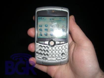 Blackberry 8300 serán varios