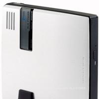 Grabadora USB de DVD compatible con Vista