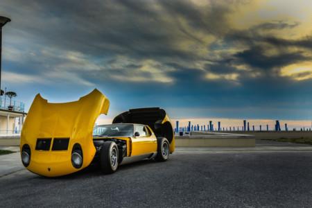 Lamborghini Miura Aniversario 1