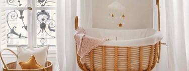 Zara Home lanza una preciosa colección cápsula para decorar la habitación del recién nacido y ropita para tu bebé