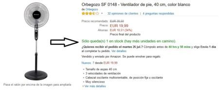 Ventilador Amazon