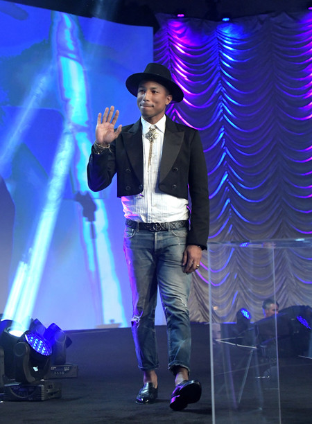 Pharrell Williams 28th Annual Palm Springs International Film Festival