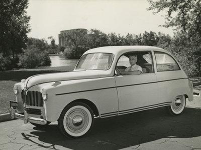 La increíble historia del coche hecho de soja que Ford inventó y patentó... y la II Guerra Mundial condenó al olvido