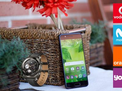 Huawei P10 llega a Vodafone y Orange con Watch 2 de regalo: comparamos precios a plazos